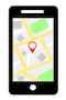 use gps sat nav for London search